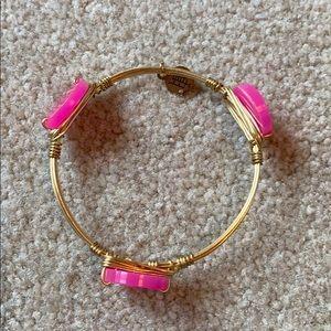 Moon & Lola x Bourbon & Bow ties M bracelet